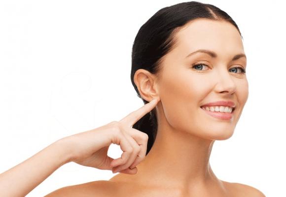Sugrąžintas grožis – prigludusios ausys