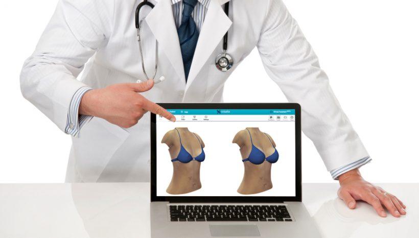 3D veido ir kūno modeliavimas