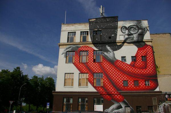 Rich street art