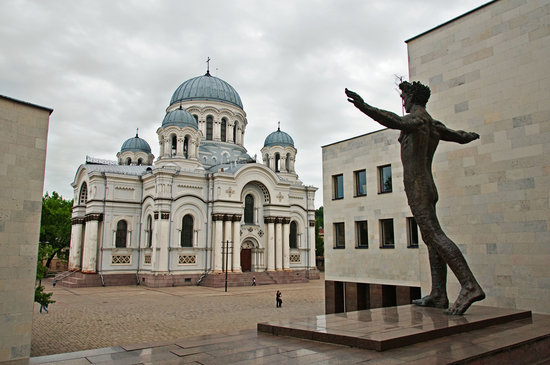 Soboras church and gallery