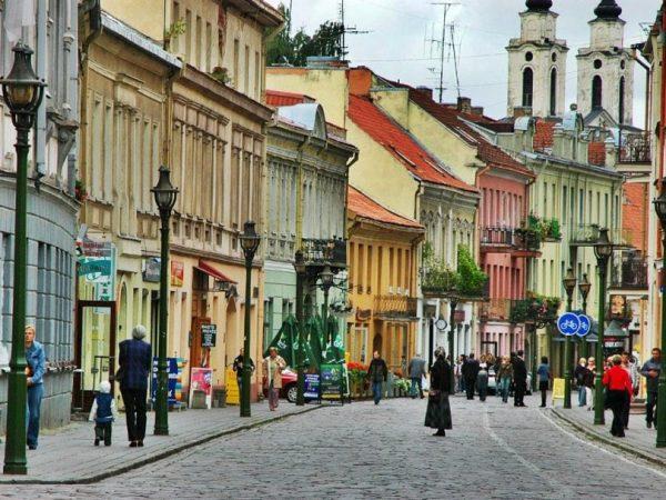 Kaunas oldtown
