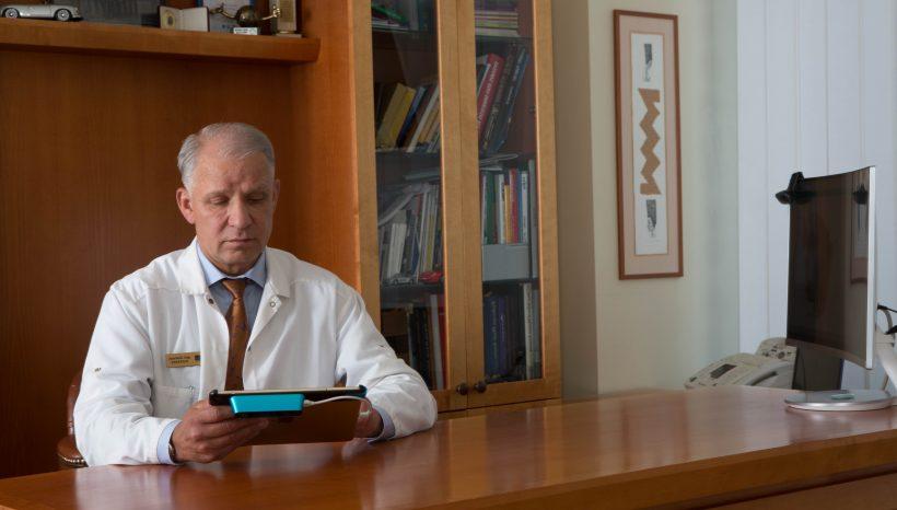 """""""GP klinika"""" chirurgas Gintaras Papečkys: """"Jau nuo pat pradžių, veido plastinės chirurgijos operacijos mane traukė labiausiai"""""""
